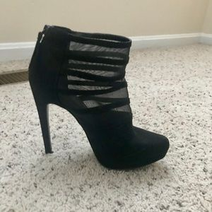 Aldo Heeled Boots; Size 7